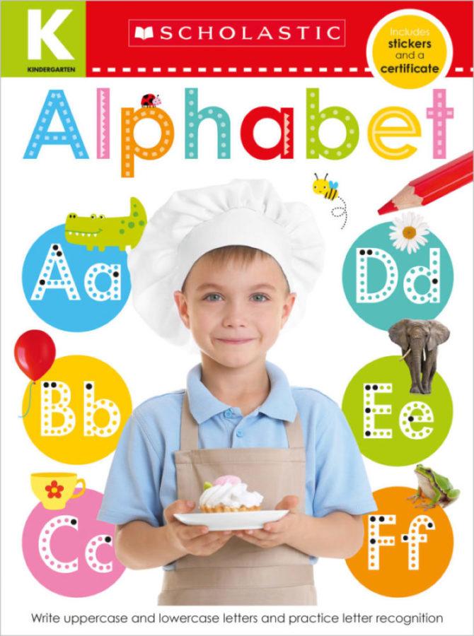 Scholastic - Kindergarten Skills Workbook: Alphabet