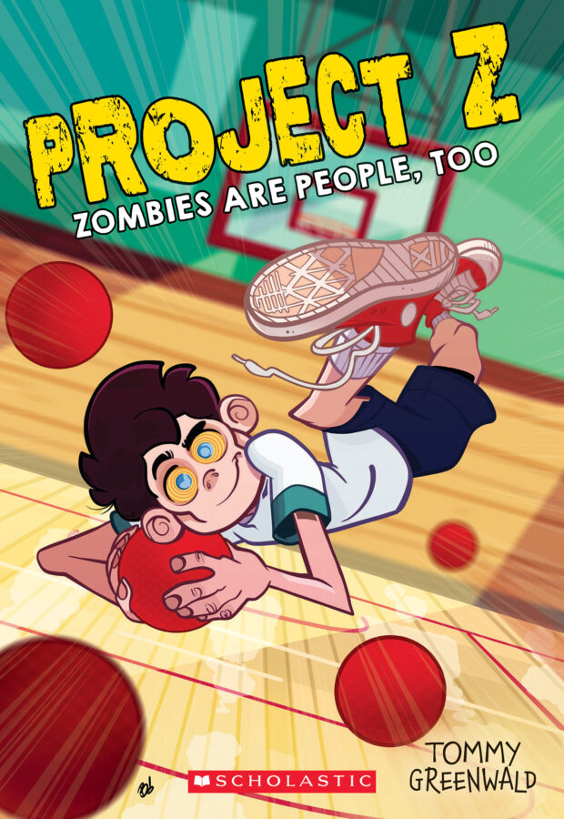 Tommy Greenwald - Zombies Are People, Too