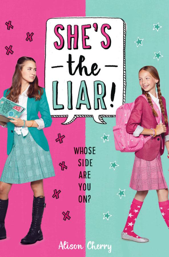 Alison Cherry - She's The Liar!