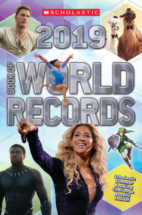 - Scholastic Book of World Records 2019
