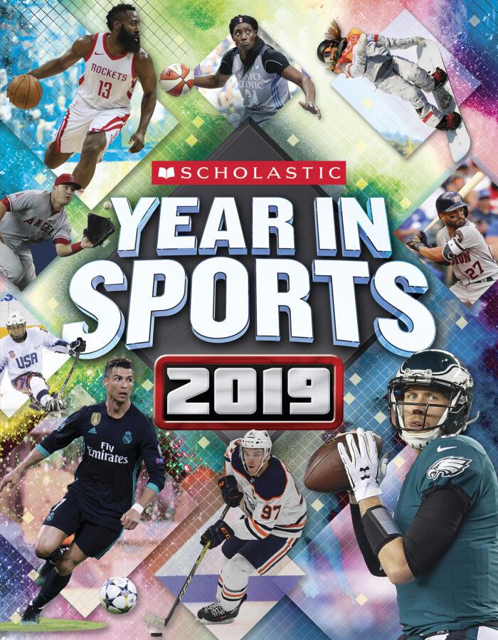 James Buckley Jr. - Scholastic Year in Sports 2019