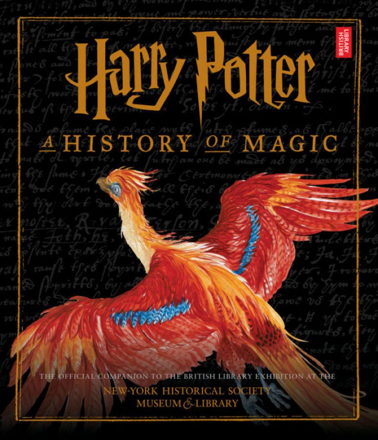 British Library - Harry Potter: A History of Magic