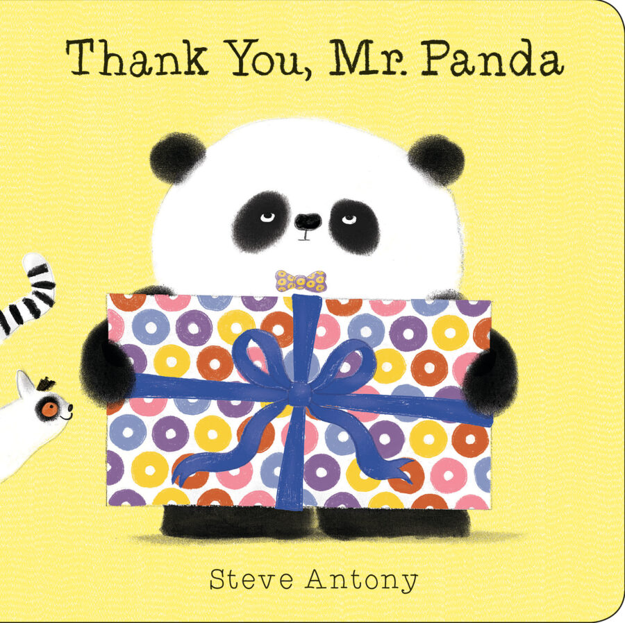 Steve Antony - Thank You, Mr. Panda