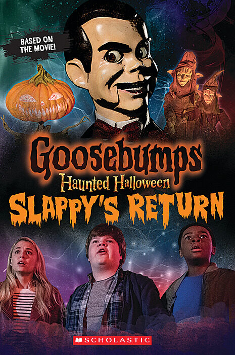 Kate Howard - Goosebumps the Movie 2: Haunted Halloween: Slappy's Return