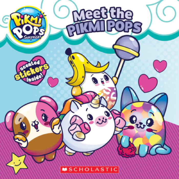 Pikmi Pops Meet The Pikmi Pops By Sydney Malone Paperback