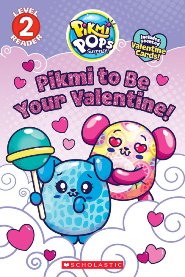 Meredith Rusu - Pikmi to Be Your Valentine!