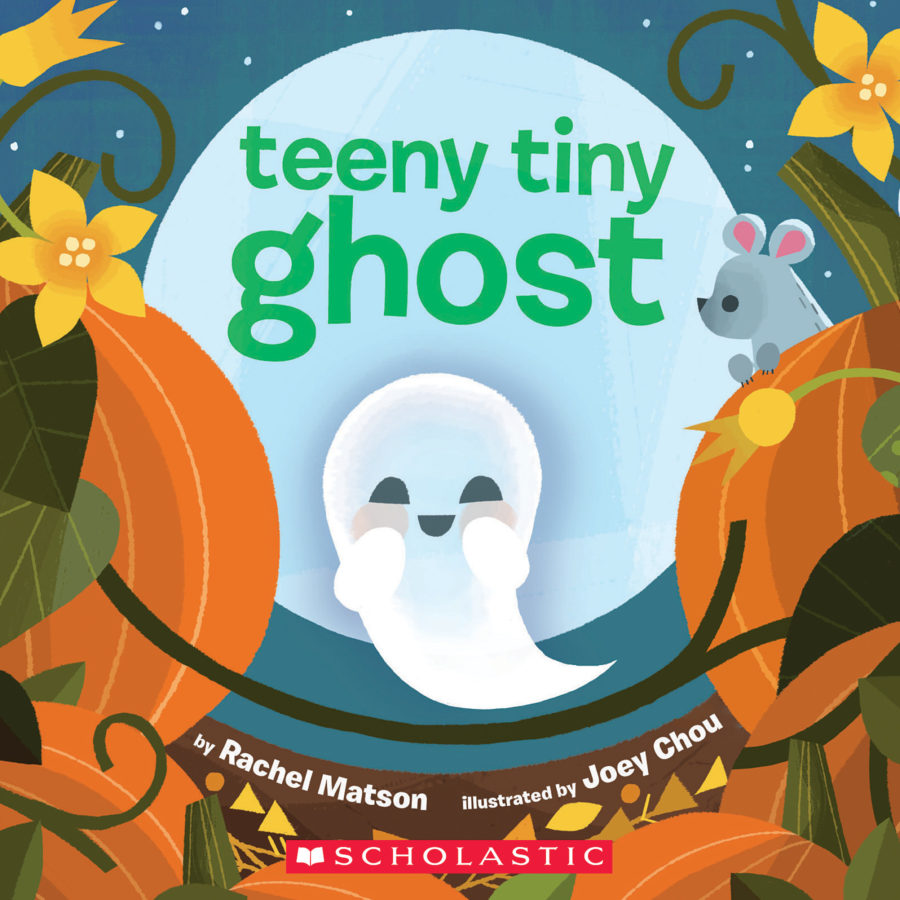 Rachel Matson - Teeny Tiny Ghost