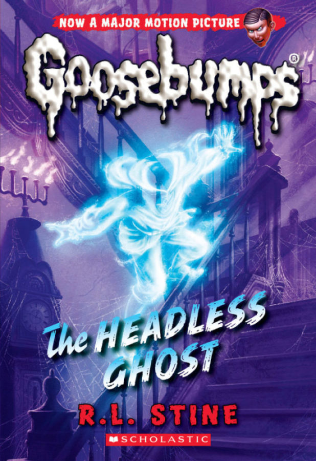 R. L. Stine - Headless Ghost, The