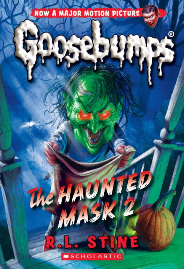 R. L. Stine - The Haunted Mask II