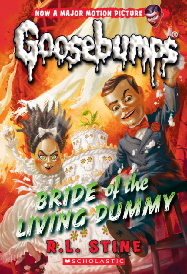 R. L. Stine - Bride of the Living Dummy