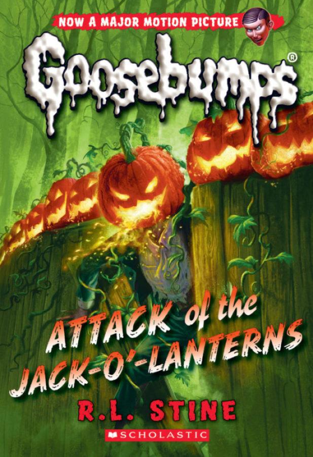 R. L. Stine - Attack of the Jack-O'-Lanterns
