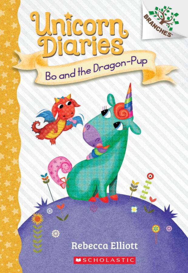 Rebecca Elliott - Bo and the Dragon-Pup