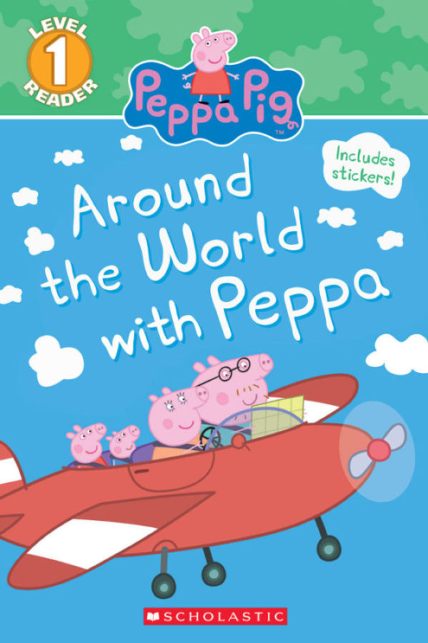 Scholastic - Around the World with Peppa