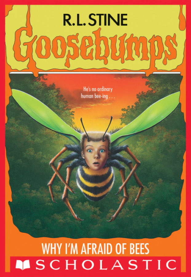 R. L. Stine - Why I'm Afraid of Bees