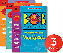 Workbooks for Preschool, Elementary, Middle & High School