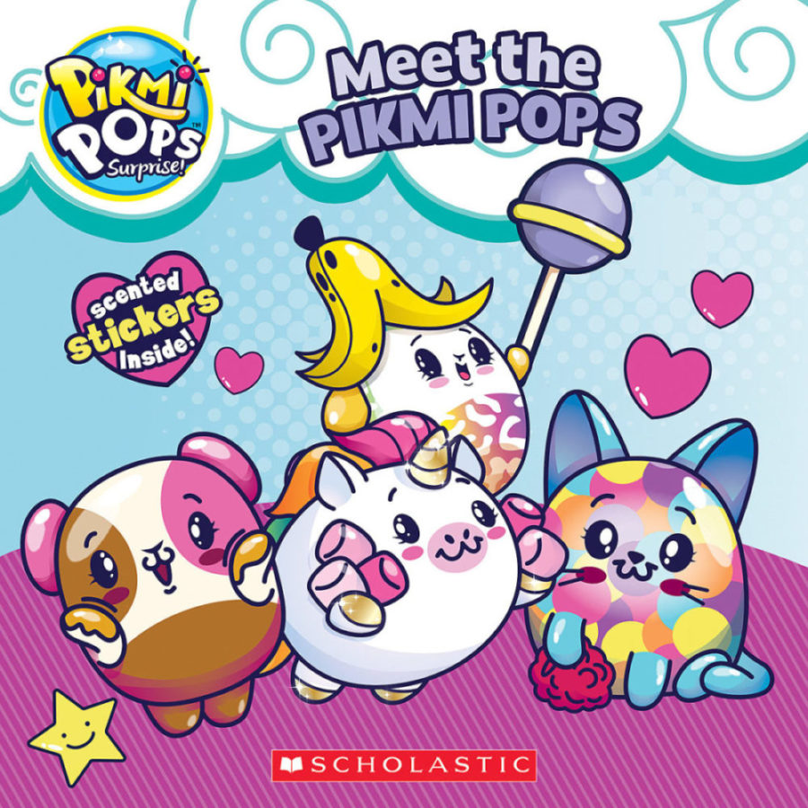 Sydney Malone - Meet the Pikmi Pops