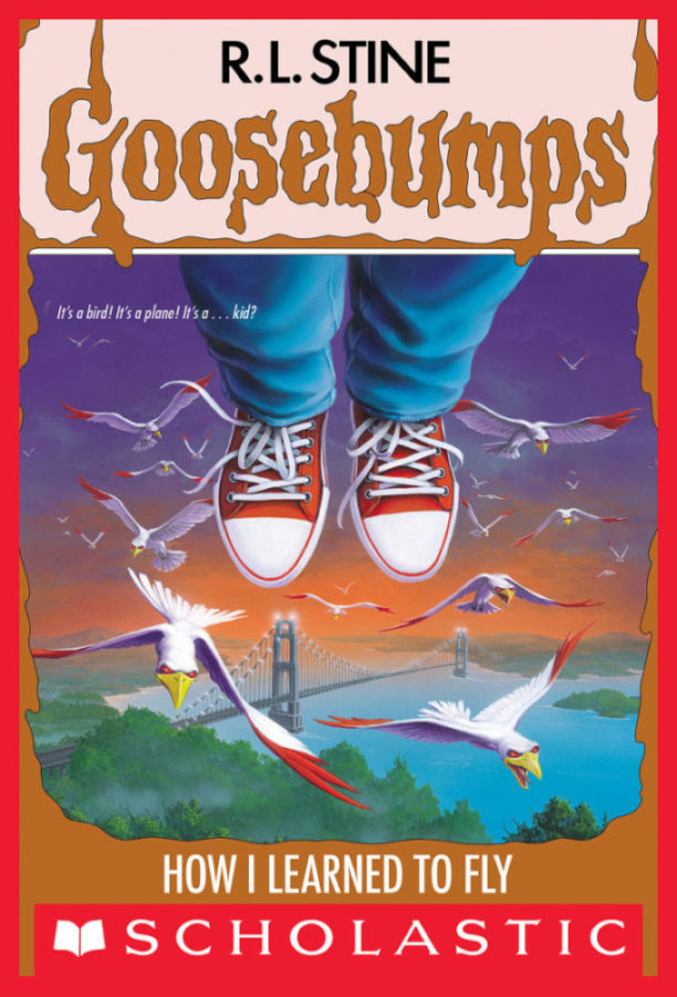 R. L. Stine - How I Learned to Fly