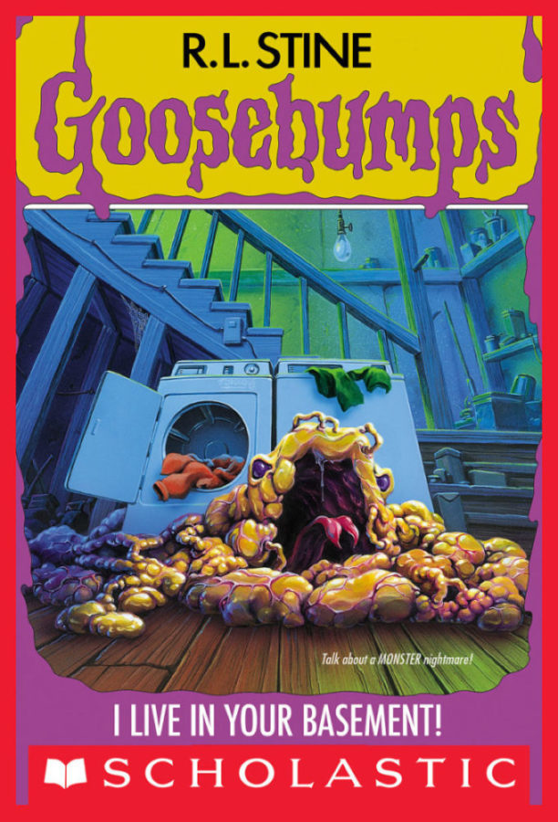 R. L. Stine - I Live in Your Basement!