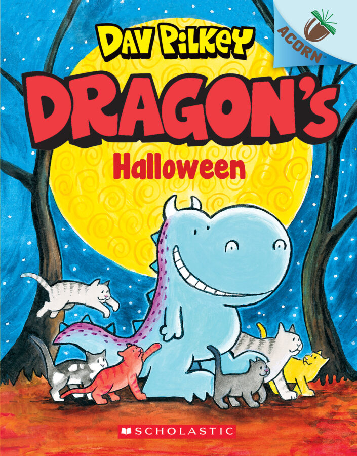 Dav Pilkey - Dragon's Halloween