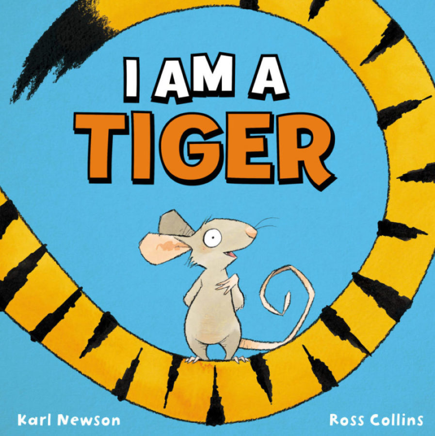 Karl Newson - I Am a Tiger