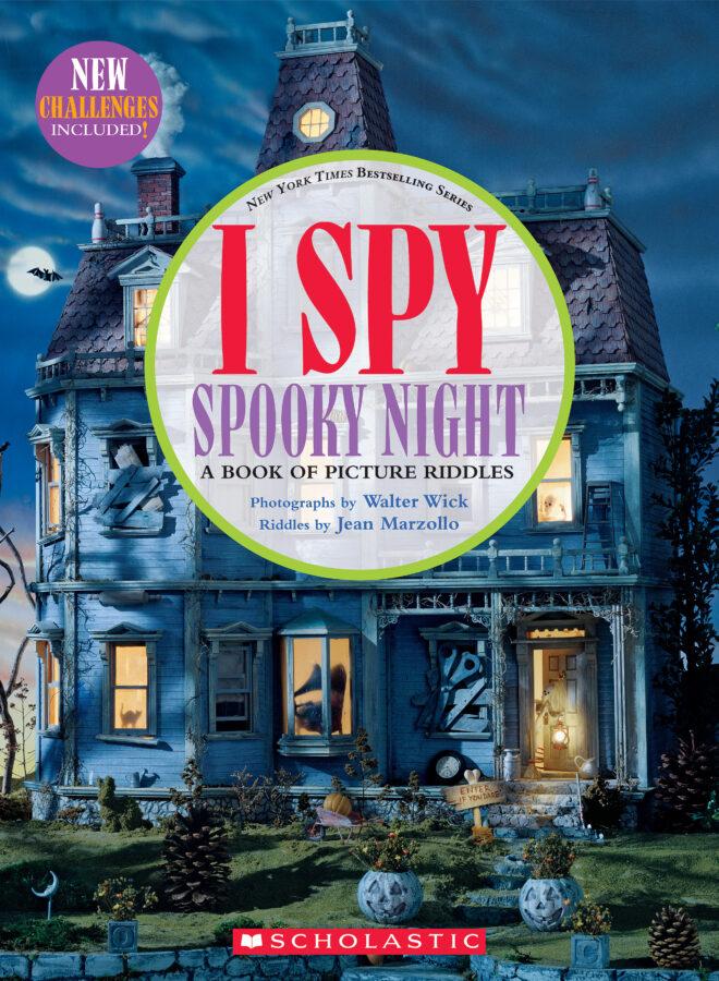 Jean Marzollo - I Spy Spooky Night (reissue)