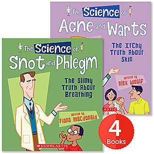 Raise a Reader Set: The Science of the Body (Ages 9-12)