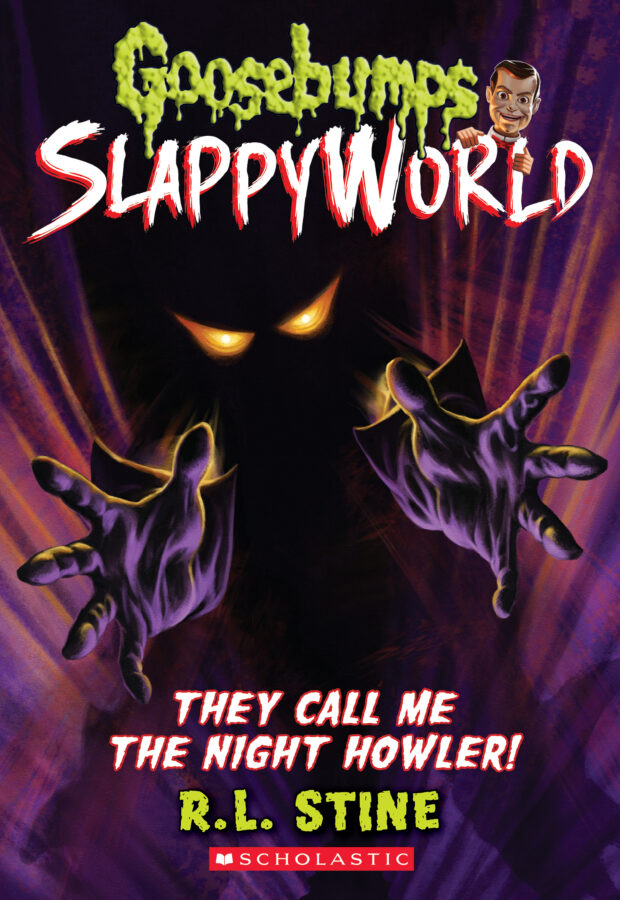 R. L. Stine - They Call Me the Night Howler!