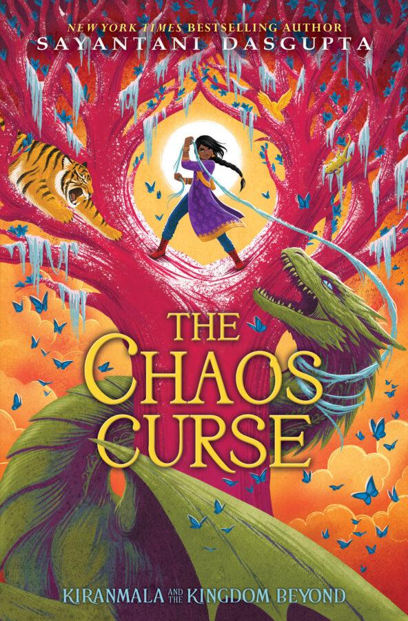 Sayantani DasGupta - Chaos Curse, The