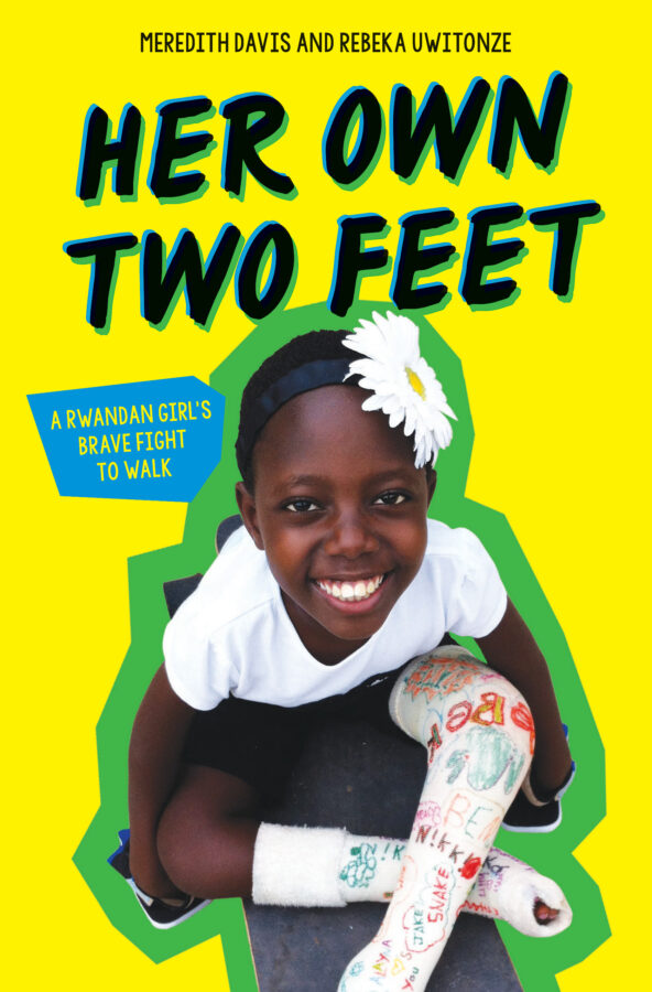 - Her Own Two Feet