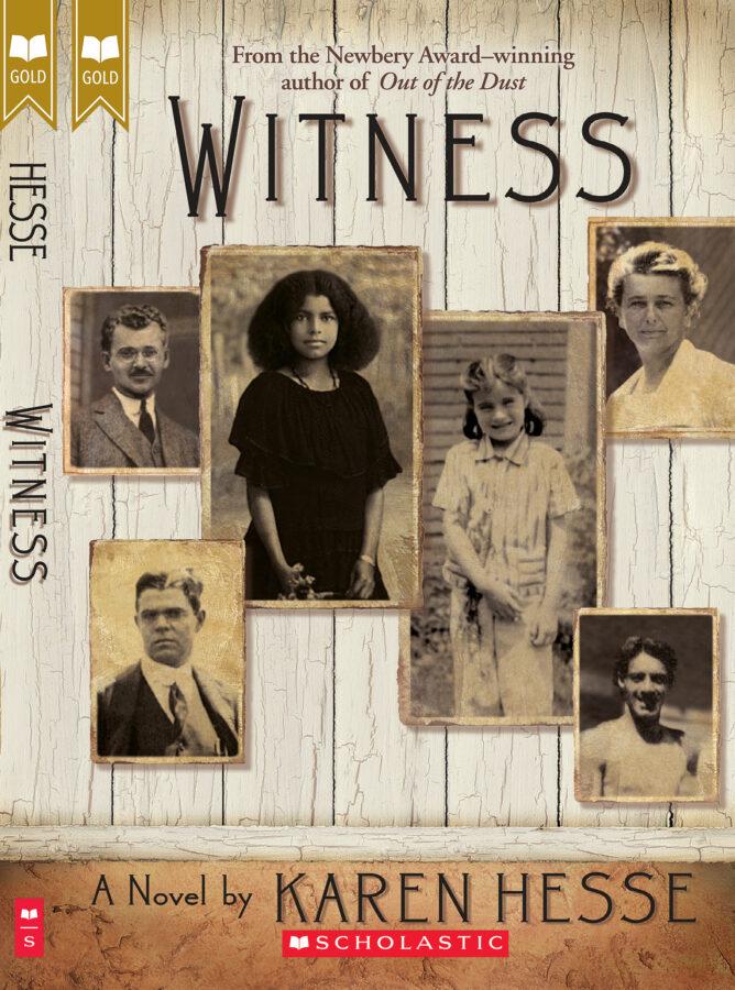 Karen Hesse - Witness
