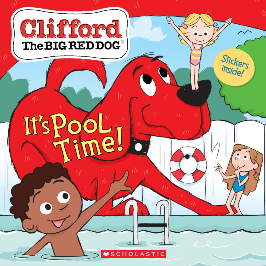 Meredith Rusu - Clifford: It's Pool Time!