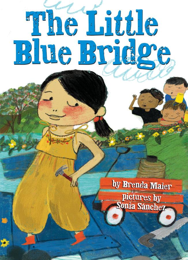Brenda Maier - Little Blue Bridge, The