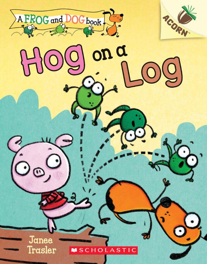 Hog on a Log