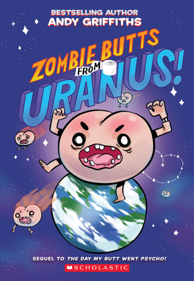 Andy Griffiths - Zombie Butts from Uranus