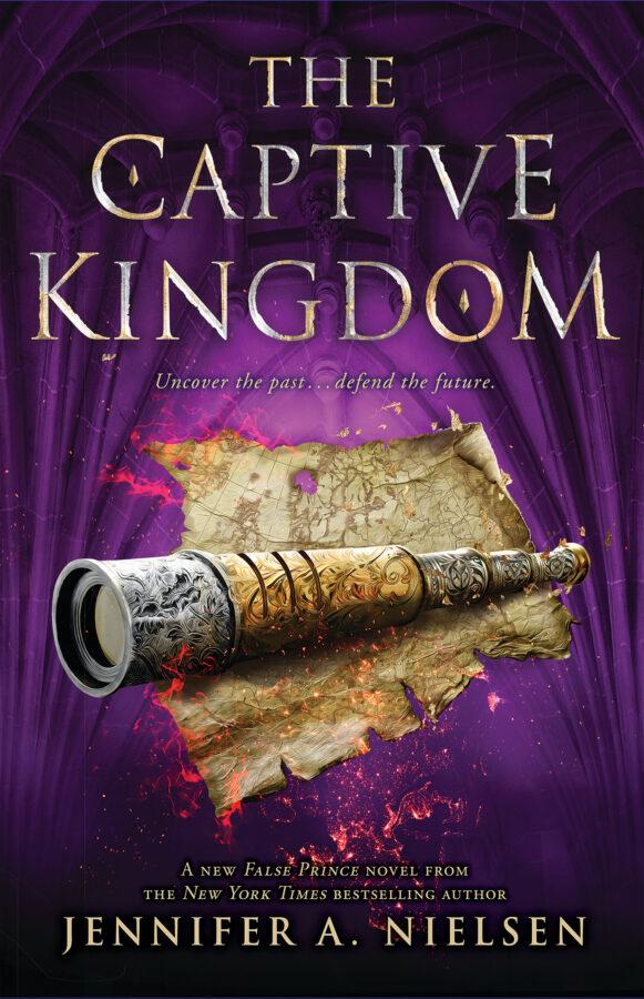 Jennifer A. Nielsen - Captive Kingdom, The