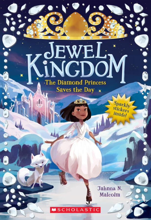 Jahnna N. Malcolm - Diamond Princess Saves the Day, The