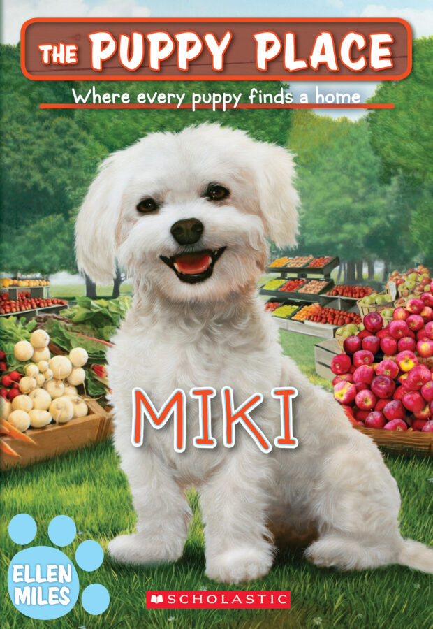 Ellen Miles - Puppy Place, The #59: Miki