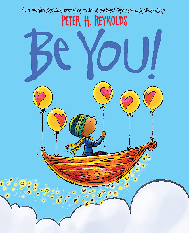 Peter H. Reynolds - Be You!