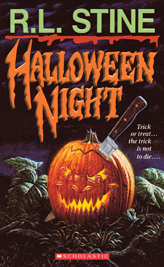 R. L. Stine - Halloween Night