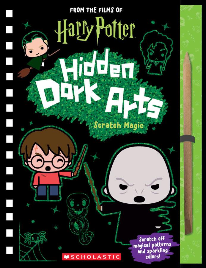 Jenna Ballard - Harry Potter: Hidden Dark Arts: Scratch Magic