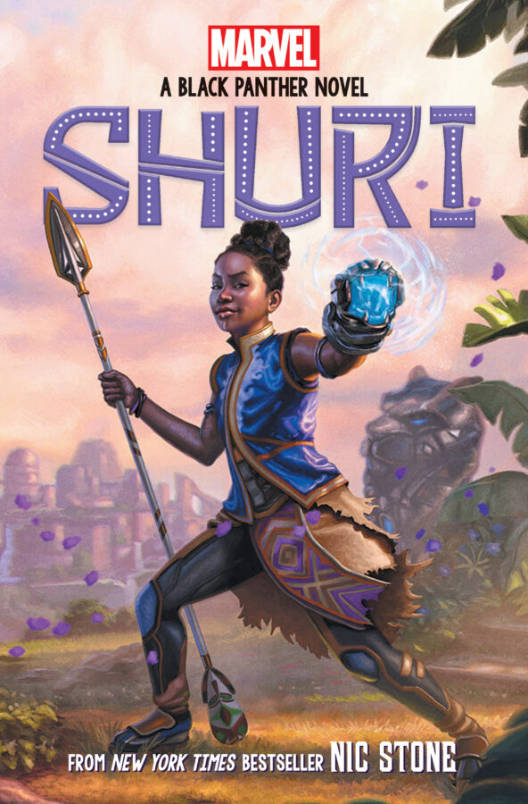 Nic Stone - Shuri: A Black Panther Novel #1