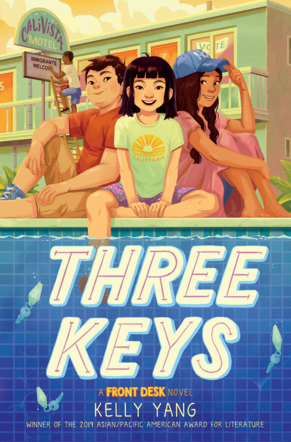 Kelly Yang - Three Keys