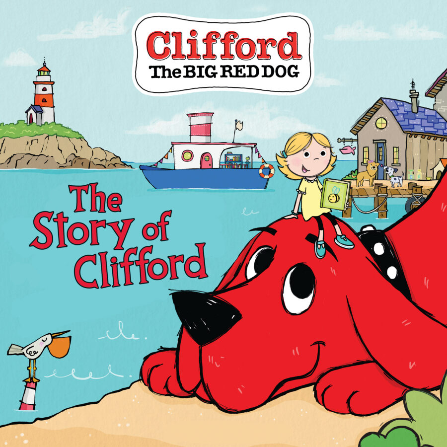 Meredith Rusu - Story of Clifford, The