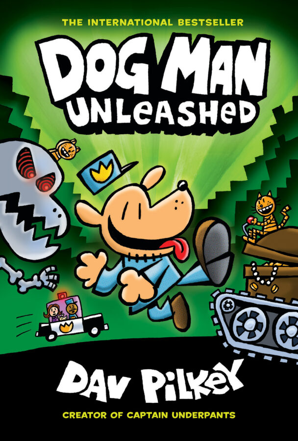 Dav Pilkey - Dog Man Unleashed