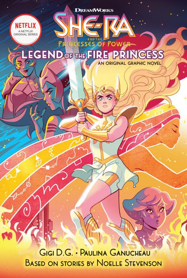 - She-Ra: Legend of the Fire Princess (Graphic Novel #1)
