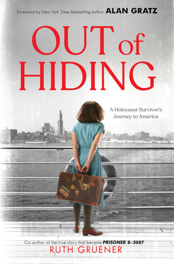 Ruth Gruener - Out of Hiding