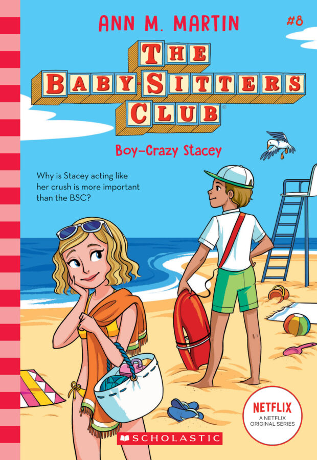 Ann M. Martin - BSC #8: Boy-Crazy Stacey