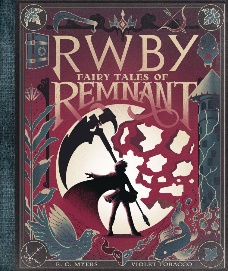 - RWBY: Fairy Tales of Remnant