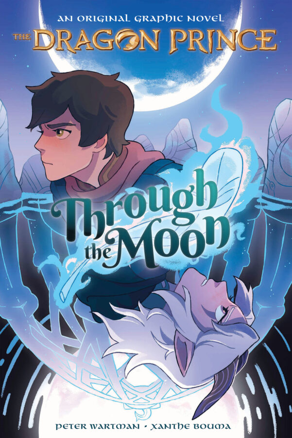 - Dragon Prince Graphic Novel #1: Through the Moon