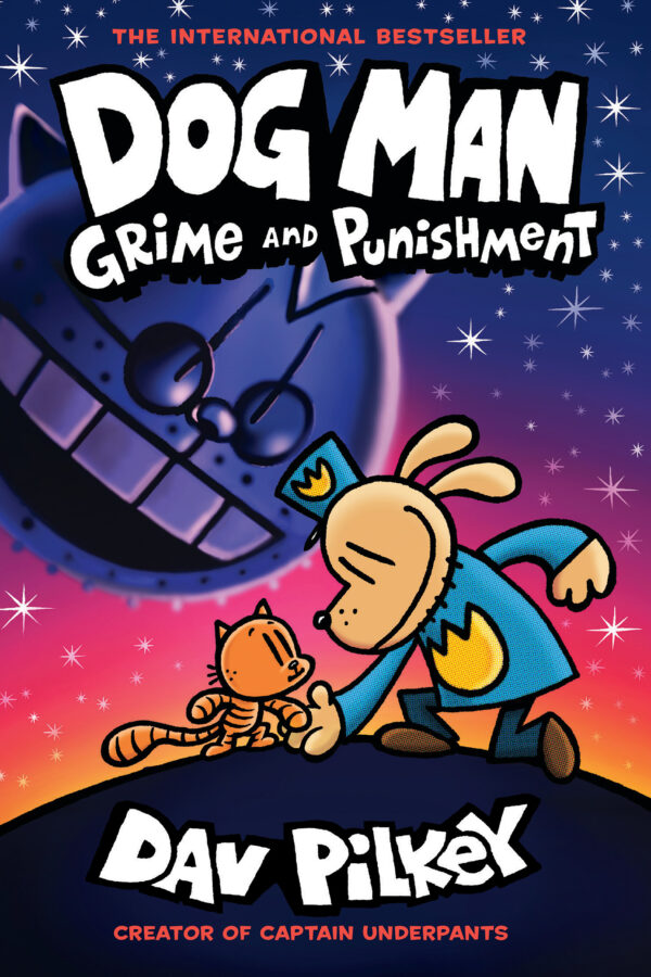 Dav Pilkey - Dog Man: Grime and Punishment (B&N Exclusive)